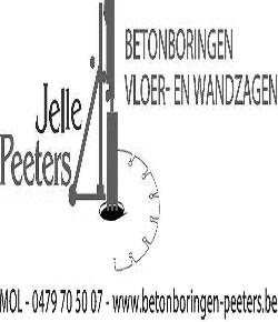 Betonboringen Jelle Peeters